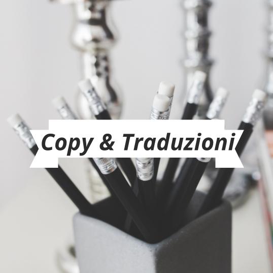 Copy e Traduzioni